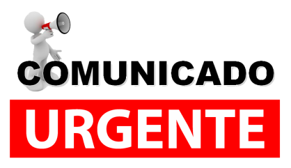 comunicado_urgente